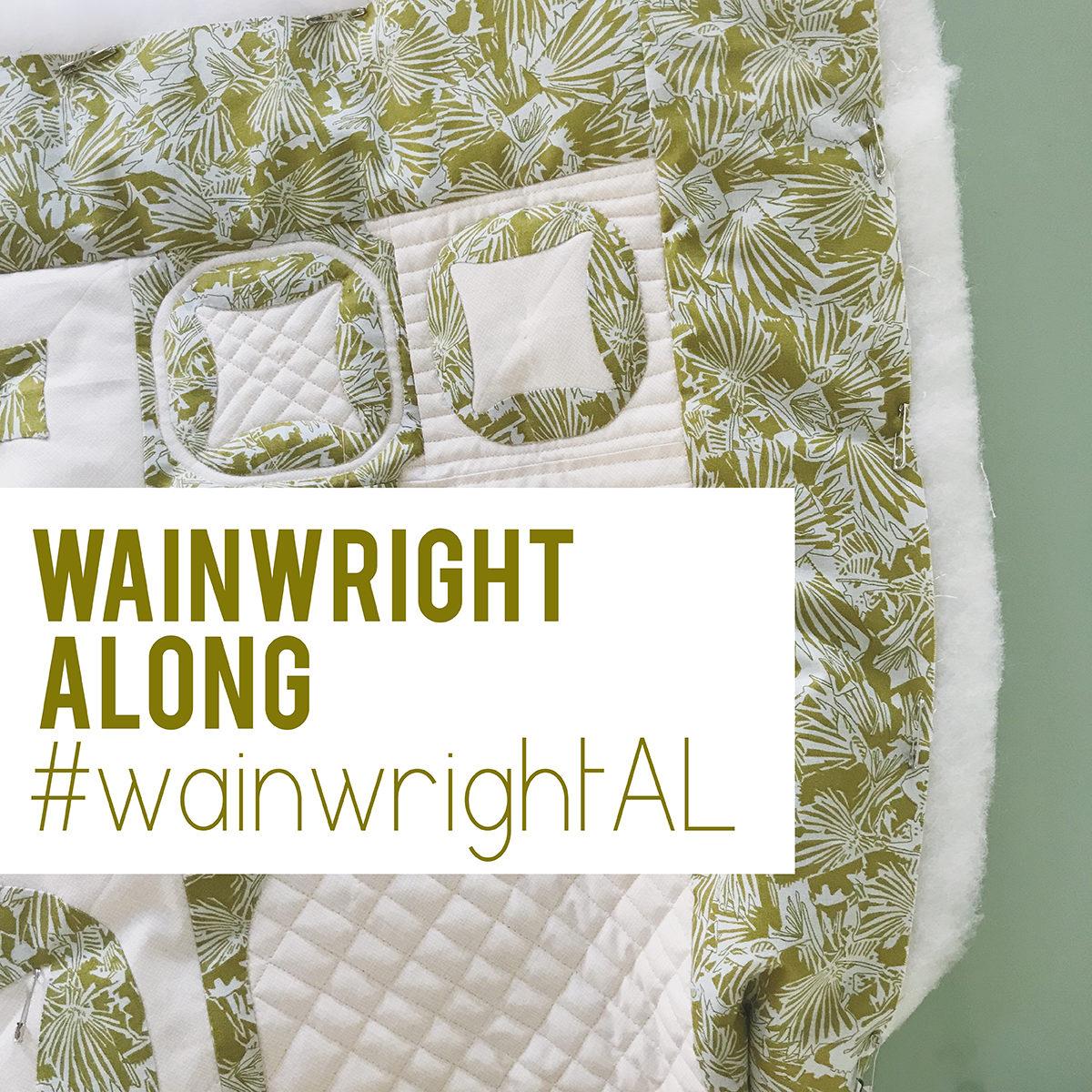 Wainwright Quilt Along . Carolyn Friedlander
