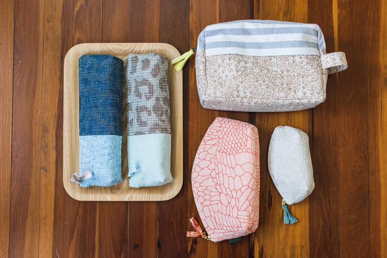 Polk Fabric Projects . Carolyn Friedlander