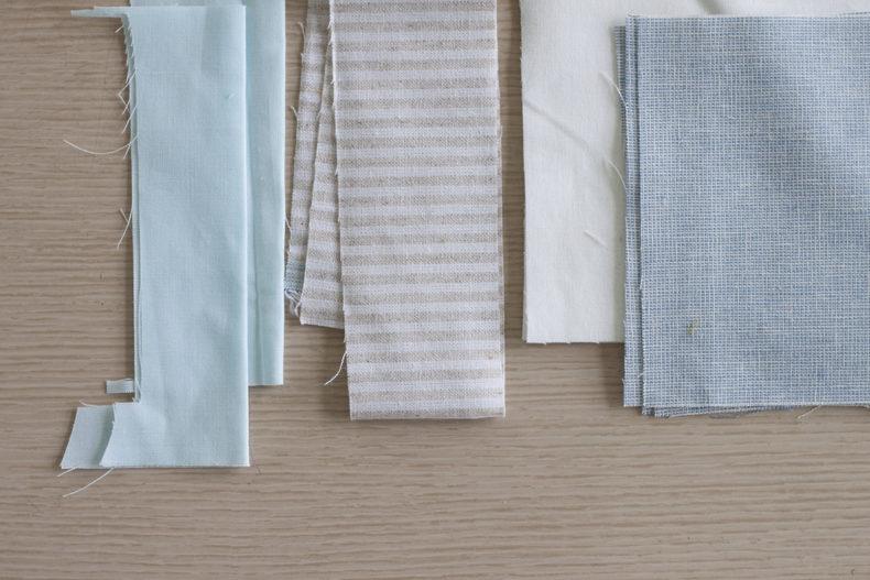 Babson Quilt Swatches . Carolyn Friedlander