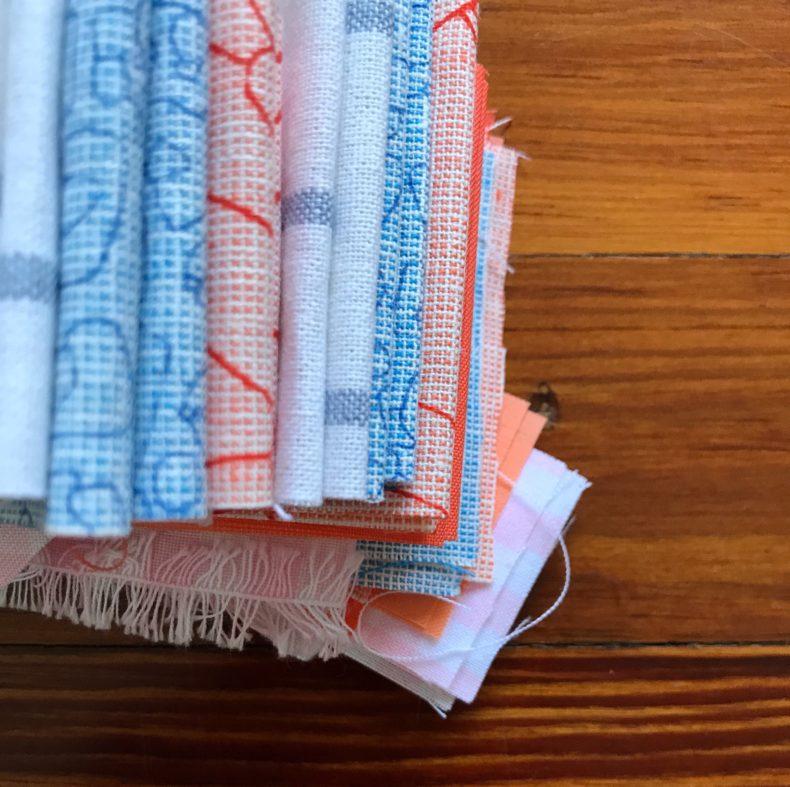 Davie Fabric Swatches . Carolyn Friedlander