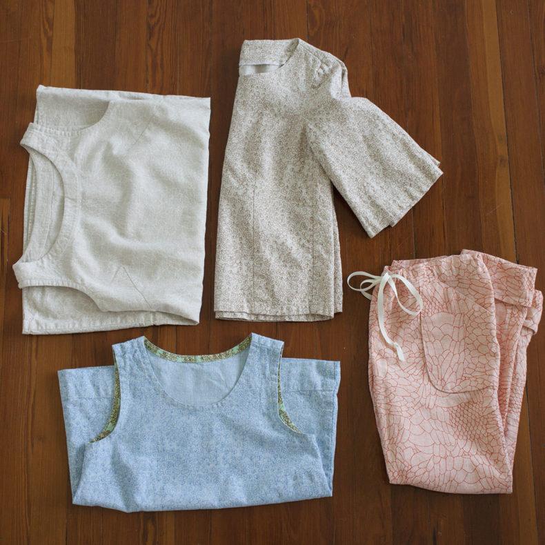 Polk Fabric Clothes . Carolyn Friedlander