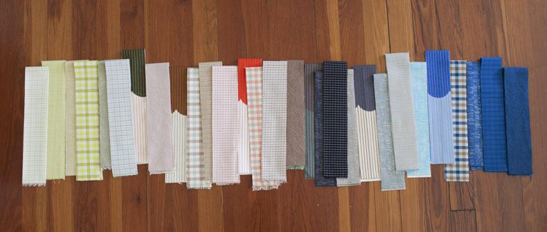 Harriot Fabric . Carolyn Friedlander