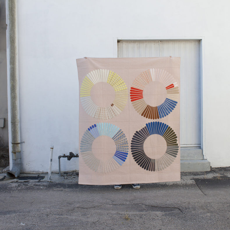 Hunt Harriot Quilt . Carolyn Friedlander