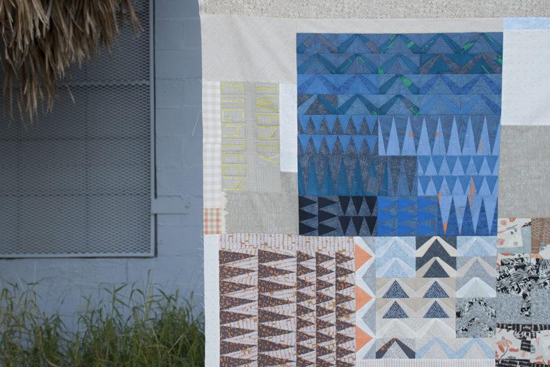 2018 quilt . Carolyn Friedlander