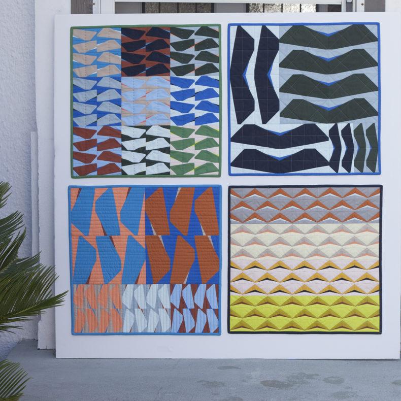 Lott Quilts . Carolyn Friedlander