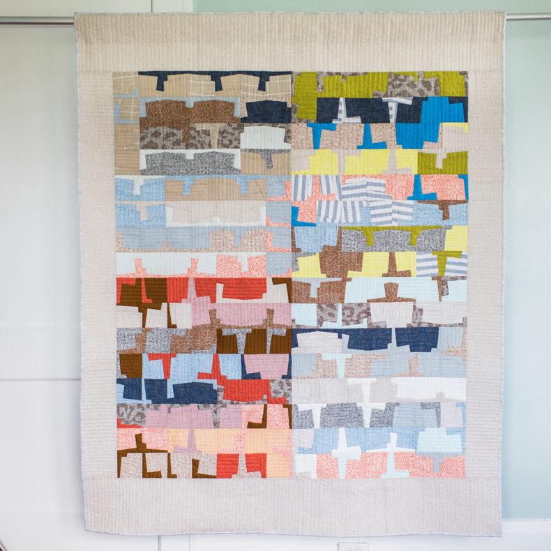 Babson Quilt . Carolyn Friedlander