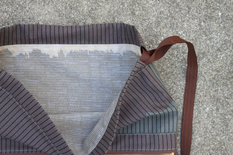 Harriot String Bag . Carolyn Friedlander