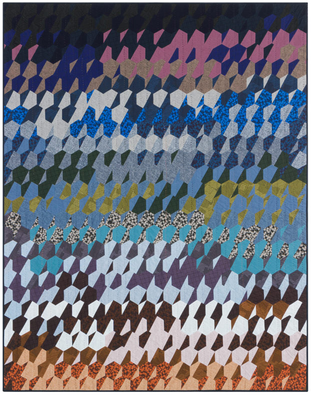 Arlo Instead Quilt . Carolyn Friedlander