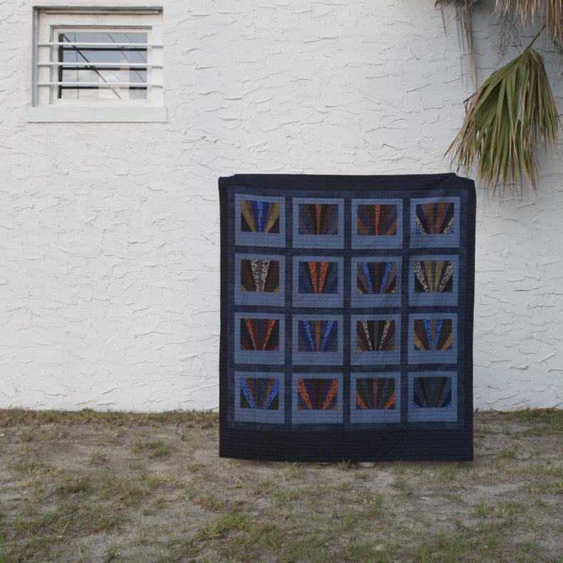 Sunrise Quilt . Carolyn Friedlander