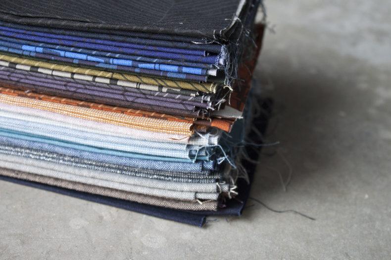 Instead Fabric and Solid Coordinates . Carolyn Friedlander