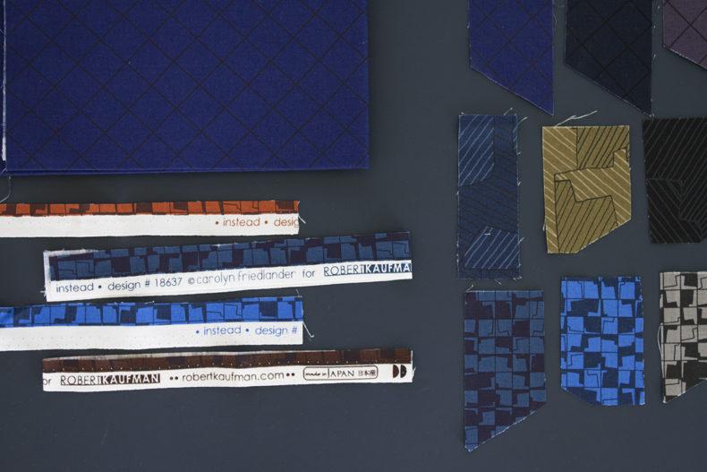 Instead Fabric . Carolyn Friedlander