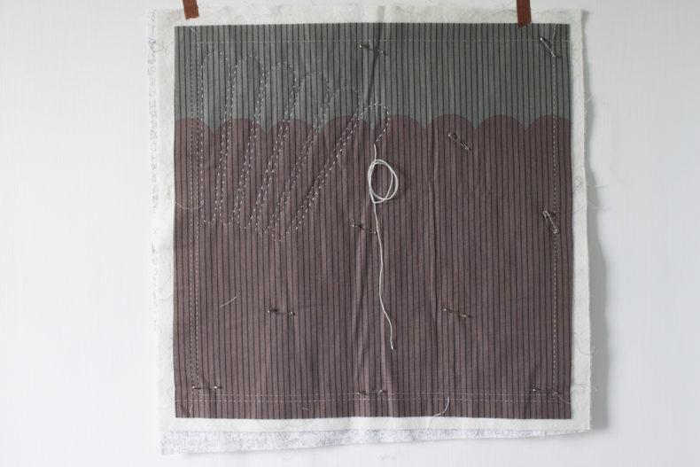 Wholecloth Hunt . Carolyn Friedlander