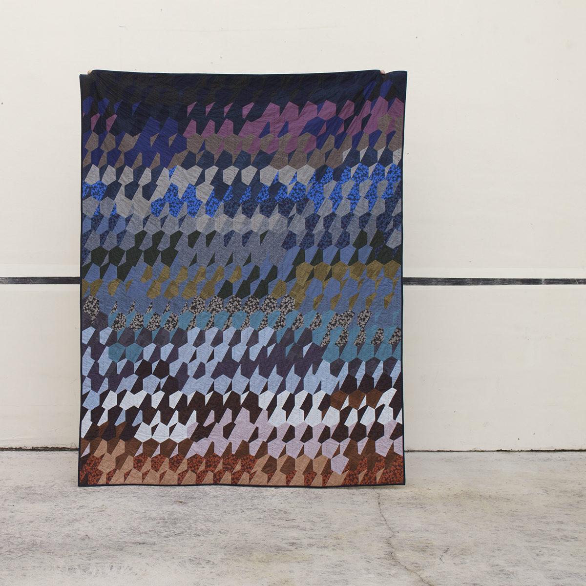 Arlo Quilt Pattern . Carolyn Friedlander