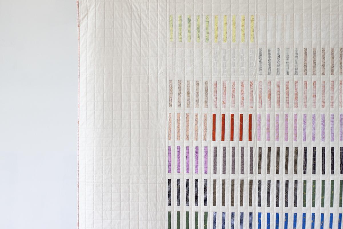 collection CF Bartow quilt . carolyn friedlander