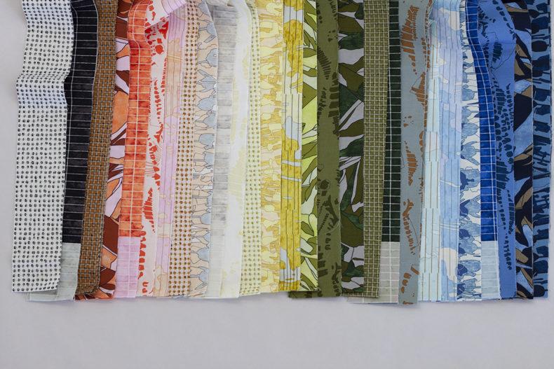 Jetty Fabric . Carolyn Friedlander