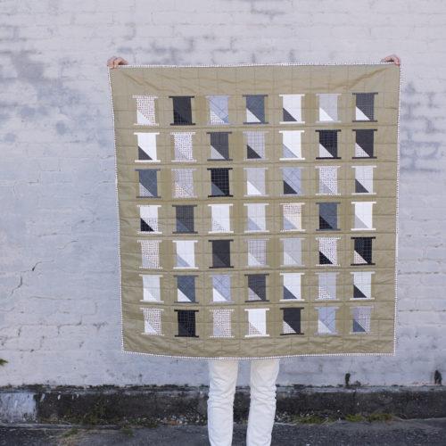 spools quilt . carolyn friedlander