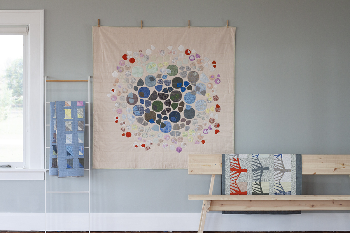 collection CF projects . carolyn friedlander