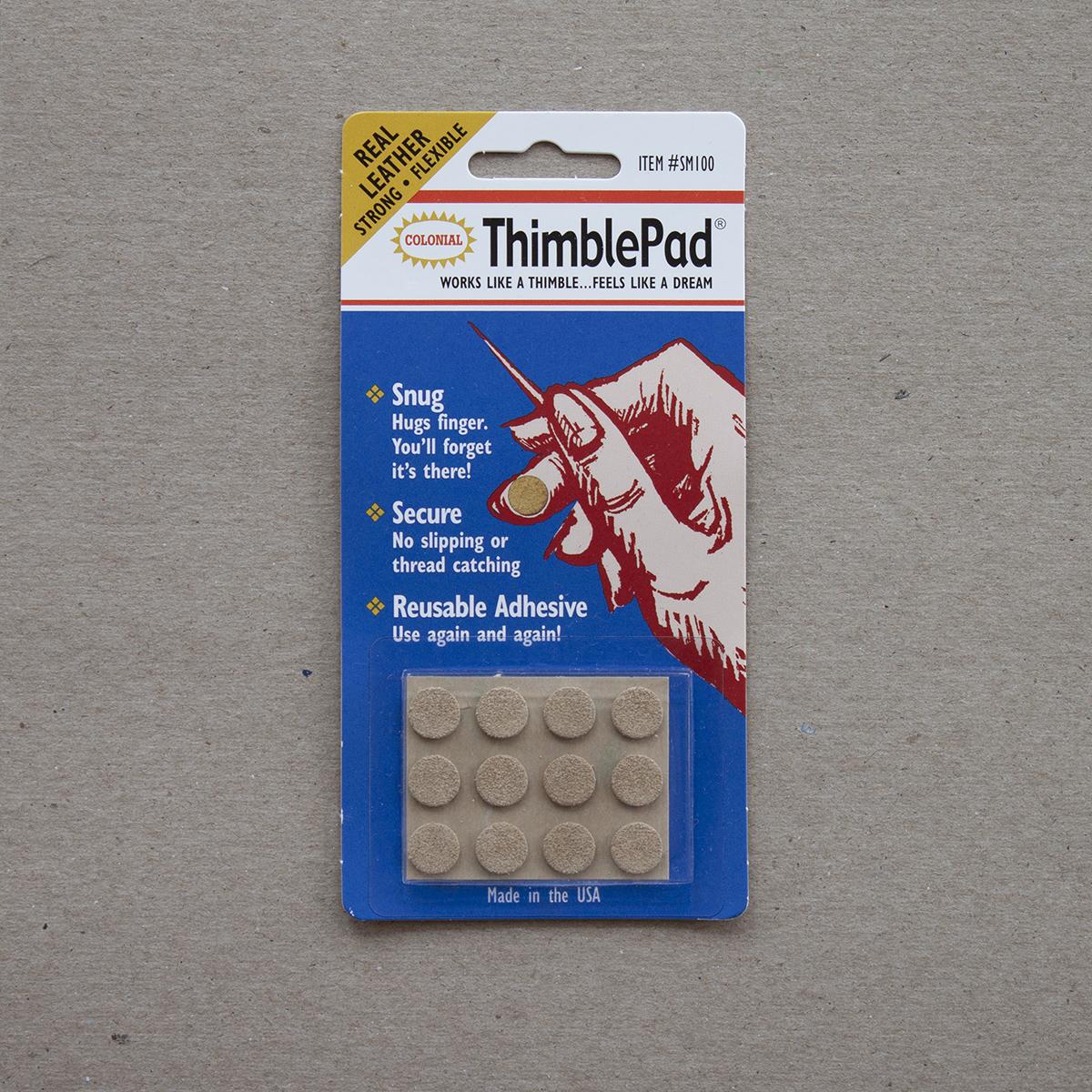 Colonial Thimble Pad
