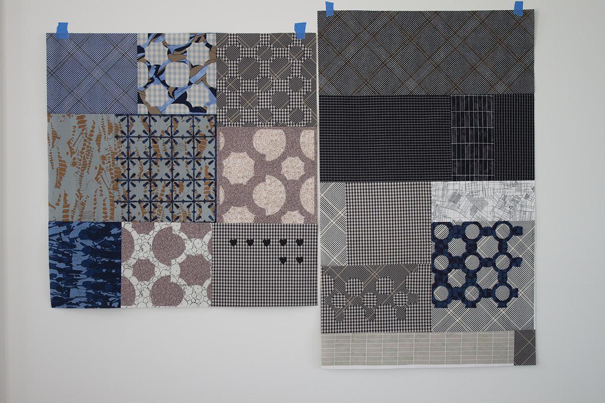 pattern background quilts . carolyn friedlander