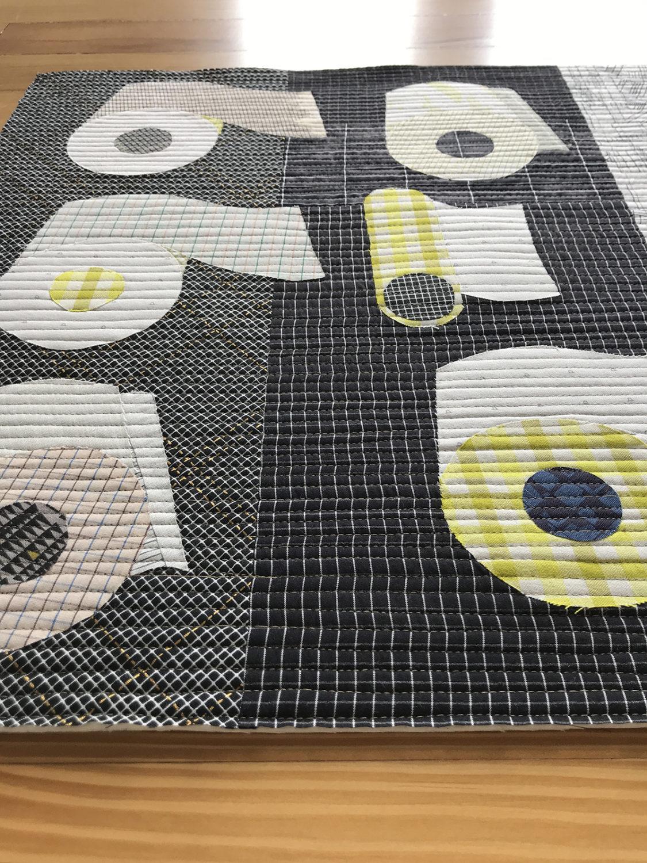 quilted TP quilt . carolyn friedlander