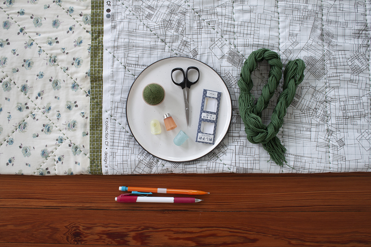hunt quilt along quilting supplies