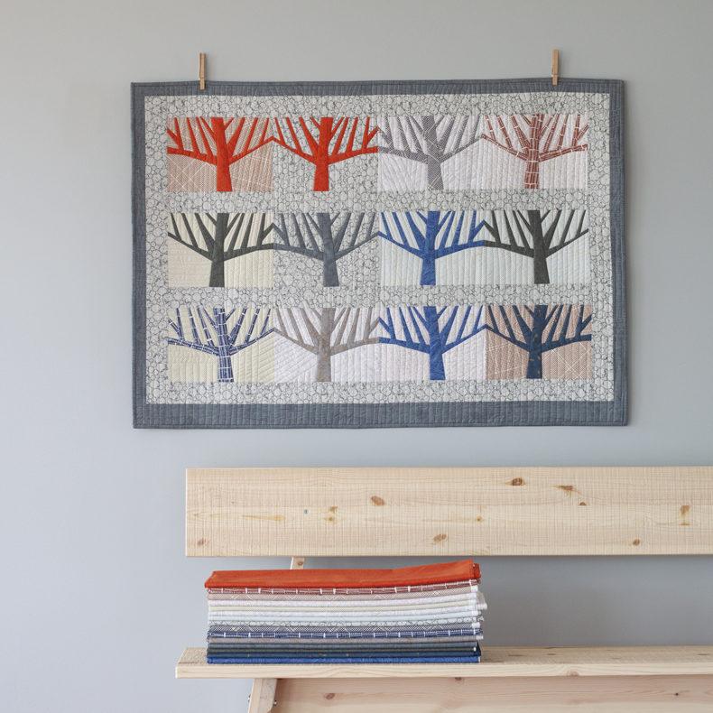 Grove Quilt Pattern . Carolyn Friedlander