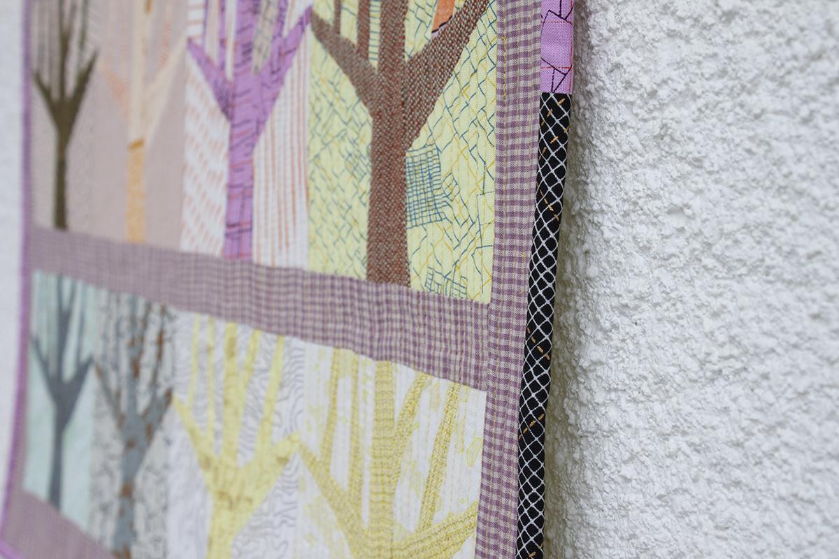 Mini Grove quilt . carolyn friedlander