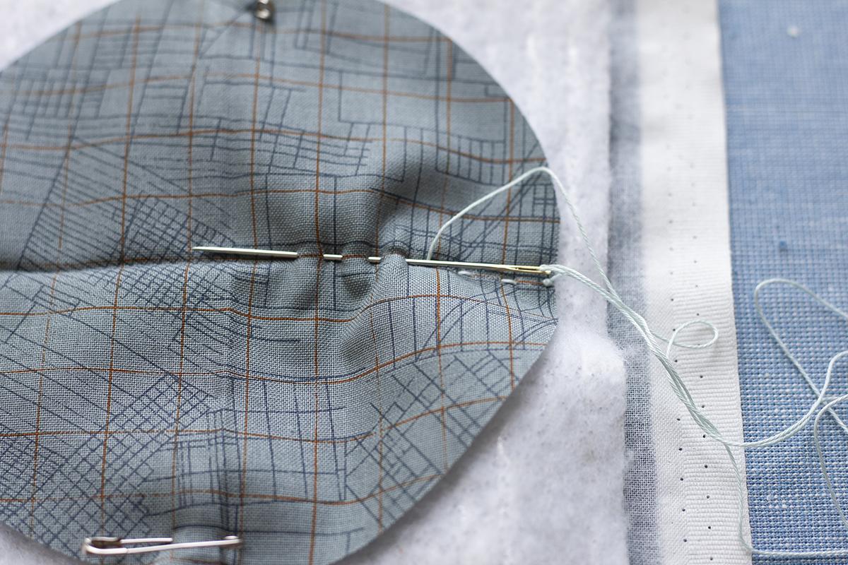 big stitch quilting