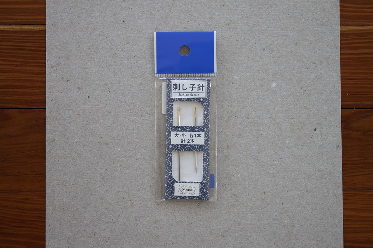 olympus sashiko needle pack