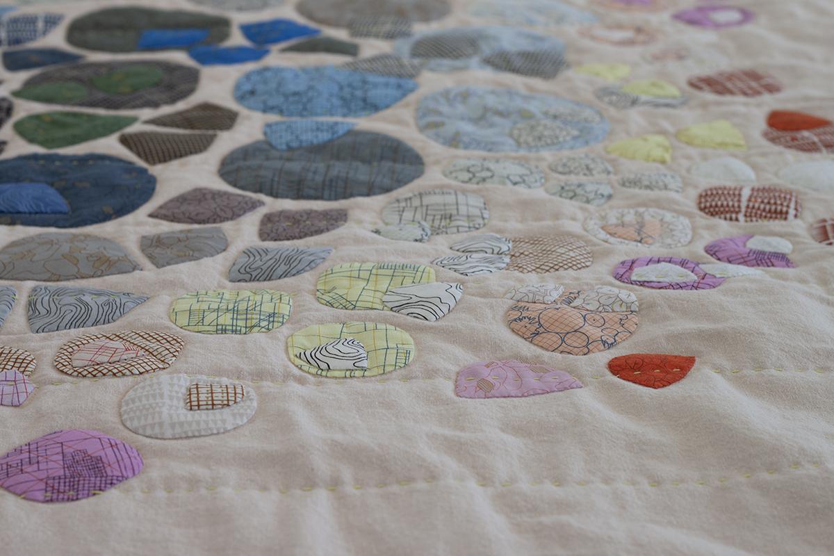 clay quilt pattern . carolyn friedlander