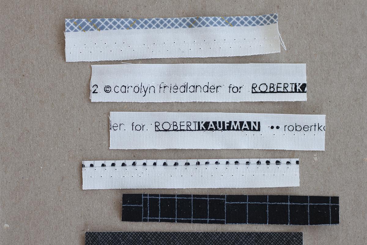collection CF grid group fabrics . carolyn friedlander