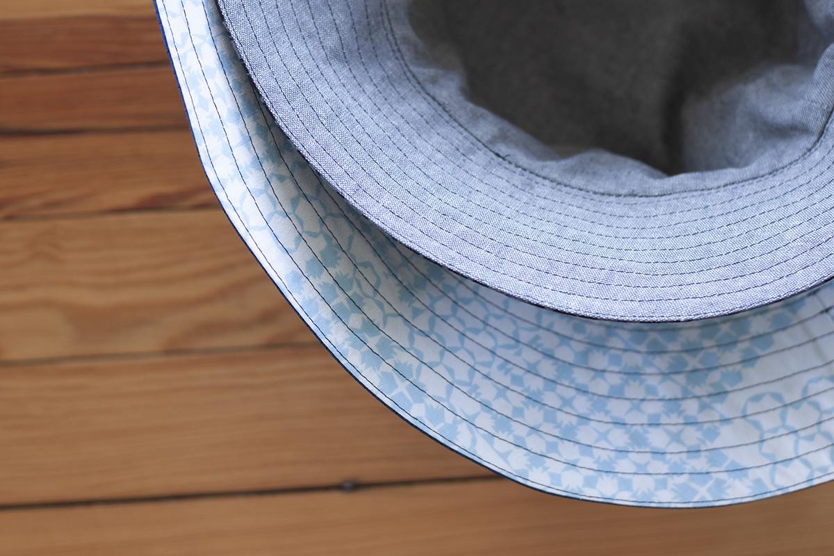 Sun Hats in Kept fabrics