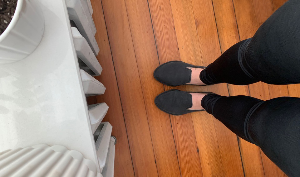 Leather House Shoes . Seamwork Magazine