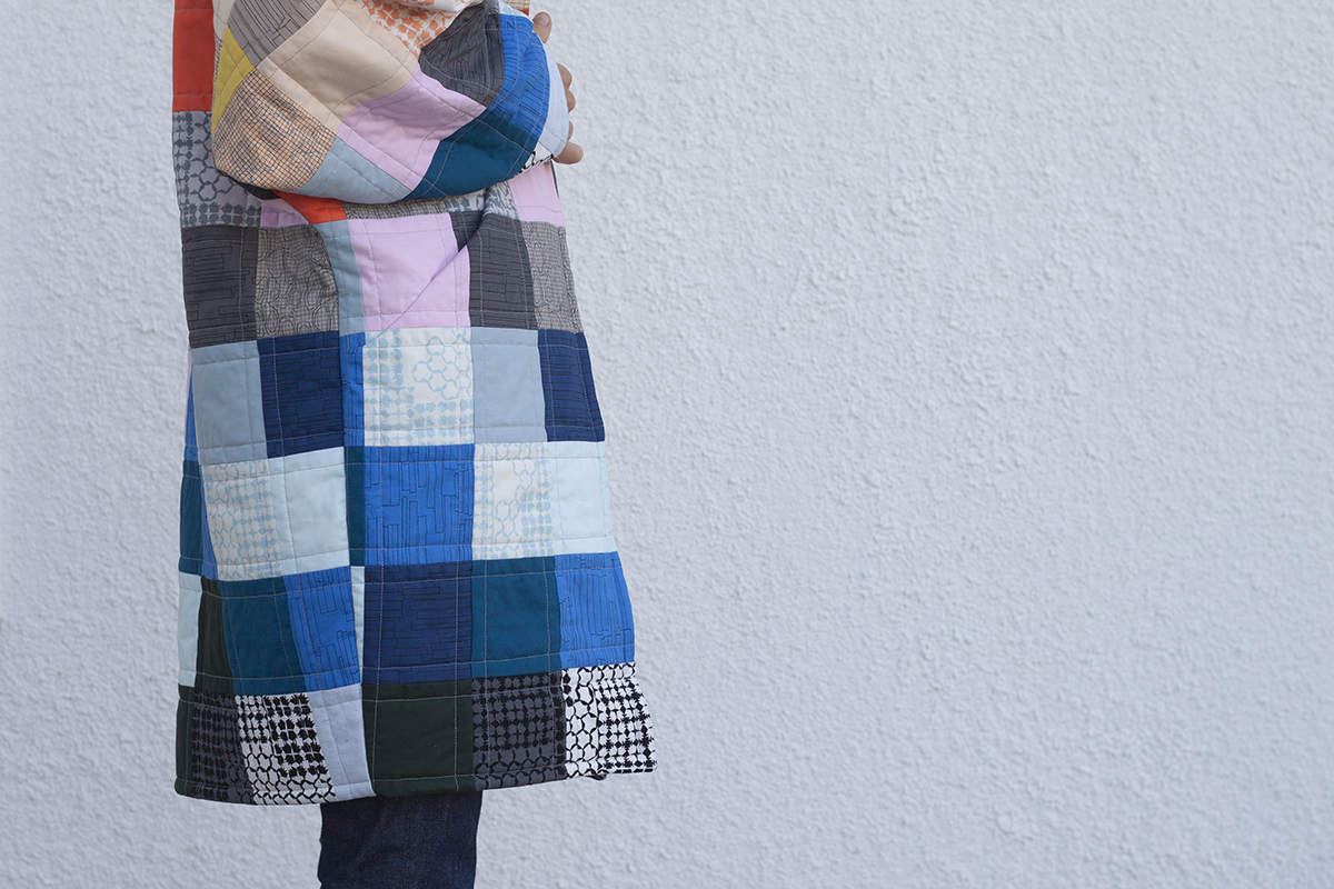 Kept Quilted Coat