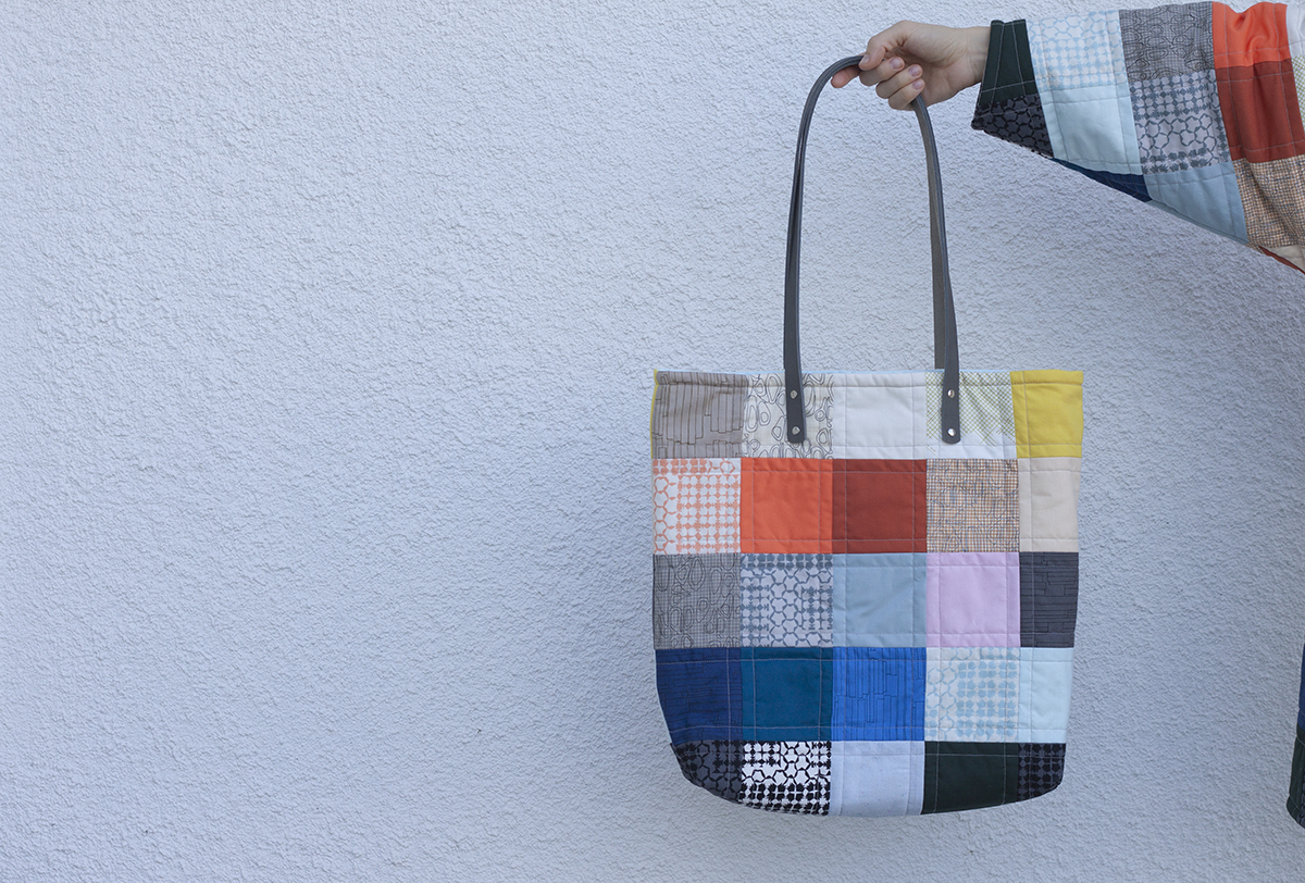 Kept Quilted Tote