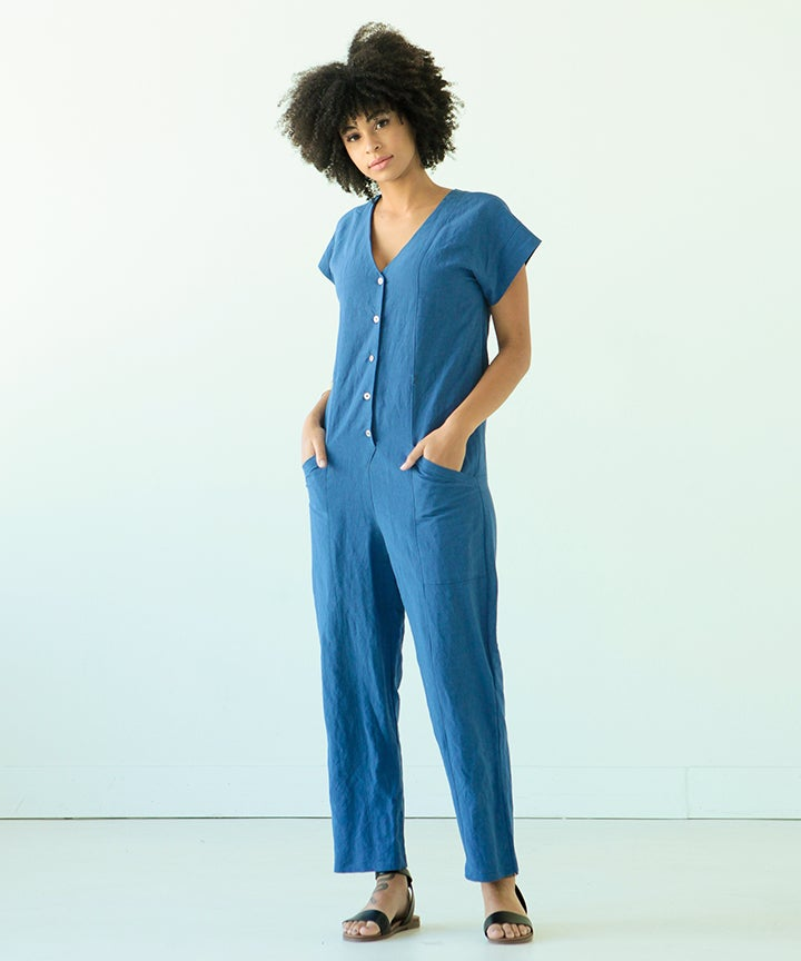 Rory Jumpsuit . by True Bias