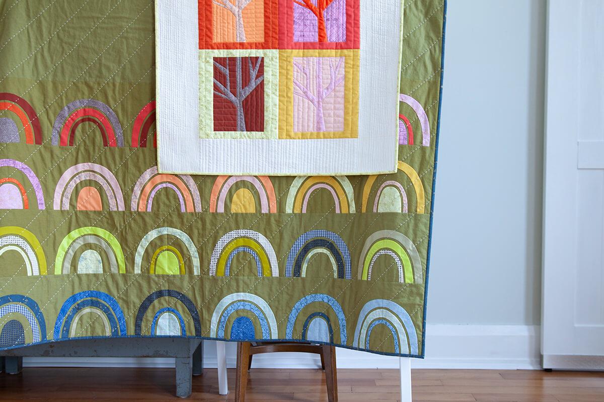 Cheering fabric projects . carolyn friedlander